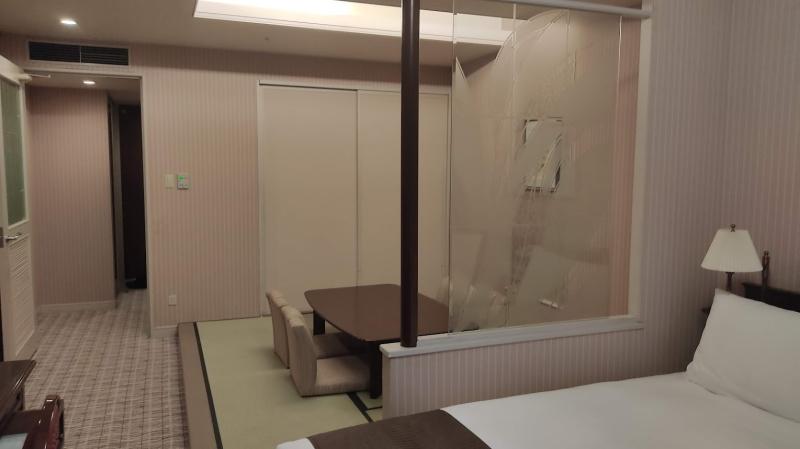 リゾートトラストの部屋ツインルーム